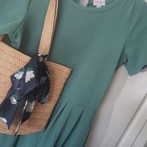 LuLaRoe Amelia, love the pockets